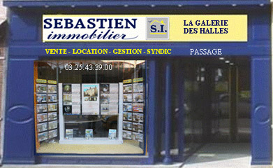 Agence immobili re s bastien immobilier troyes for Agence immo troyes
